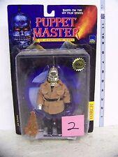 "Puppet Master ""Torch"" Figure Gold #2"
