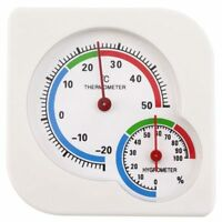 Classic WS-A7 Indoor Outdoor Mini Wet Hygrometer Humidity Thermometer Tempe J9O5