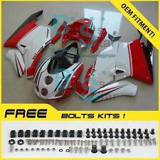 For Ducati 999 749 2003-2004 Fairings Bolts Screws Fit Set Bodywork Plastic 26