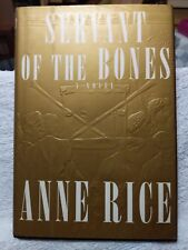 Servant of the Bones A Novel by Anne Rice 1st Edition 1996 Hardcover