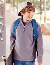 Russel Kinder Fleecepullover Pullover Antipilling-Fleece 104 - 152 in 7 Farben