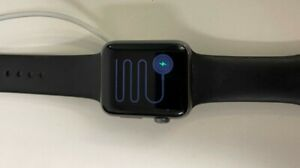 apple watch series 1 42mm Space Grey.