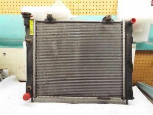 Radiator 6 Cylinder Fits 93-97 GRAND CHEROKEE 228083