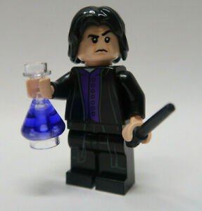 NEW Professor Severus Snape 75953 75956 Harry Potter LEGO Minifigure Mini figure