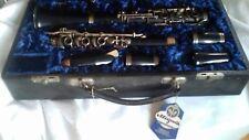Nr.342 klarinette Paul Kurt Erlbach Migma Vollöhler B Klarinette 22 klappen