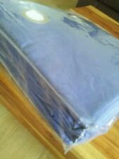 LOVELY 'NEXT' INK DENIM BLUE CURTAINS 117X229CM  BLACKOUT NEW/PACK BID FROM £20