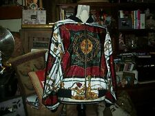 SILKWORMS Vintage Cool Old School  Jacket Size M
