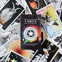 THE WILD UNKNOWN TAROT DECK 78 CARDS WITH DIGITAL GUIDEBOOK