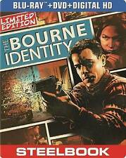 The Bourne Identity (Blu-ray/DVD, 2014, 2-Disc Set, Includes Digital Copy UltraV