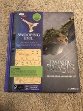 (New) Loot Crate Exc- Fantastic Beasts - Deluxe Book & Model Set