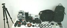 Canon EOS 80d +ef50mmf/1 .8 STM + SPAF 17-50mmf/2 .8 xrdiiivc +sp70-300mmf/45 .6 divcusd +.