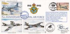 75th Anniv No.24 Sqn, Flown in Hercules Signed by OC 24  Sqn RAF Lyneham