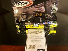 Tony Stewart #14 Code 3 Associates Color Chrome 2013 Chevrolet SS Elite #23 / 25