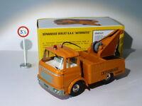 camion dépanneuse Berliet GAK autoroutes - ref 589 A / 589A de dinky toys atlas
