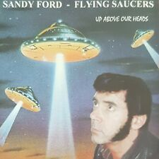 FLYING SAUCERS Up Above Our Heads CD - NEW - Teddy Boy Rock 'n' Roll, Rockabilly