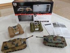 2.4G Fighting Tank Von Uni-Fun Elektrische Panzer 2er Set