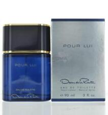 Pour Lui By Oscar De La Renta Eau De Toilette 3 OZ 90 Ml   For Men NEW