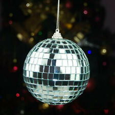 12PCS Mirror Disco Ball DJ Dance Home Party Club Stage Lighting Glass Ball(3CM)
