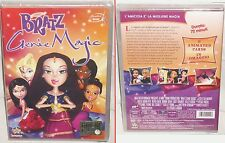 DVD - BRATZ GENIE MAGIC 72 MIN - FILM CARTONI NUOVO SIGILLATO