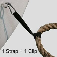 NEW SINGLE Battle Rope Anchor Strap Kit Protect Crossfit Weighted Ropes Nylon 1