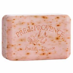 Pre de Provence Artisanal French Soap Enriched Shea Butter, Rose Petal 250 gram