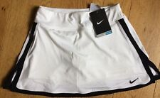 Nike frontière Femme Tennis Jupe UK X-Small 405188-101 jupe over short