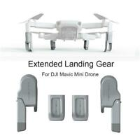 Extensions de train d'atterrissage étendues 4PCS pour les accessoires de mini