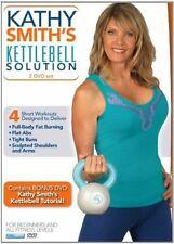 Kathy Smith Kettlebell Solution Worko 0874482002001 DVD Region 1