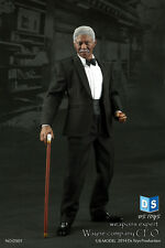 1/6 Wayne Company CEO  Morgan Freeman Weapon Expert Action Figure Model DSTOYS