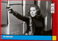 THE AVENGERS - Card #4 - The Cybernauts - SERIES TWO - Strictly Ink 2005