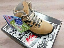 Chaussures randonnée montagne  kimberfeel Cinto beige semelles vibram T 41