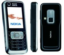 NOKIA 6124C 3G MOBILE PHONE - UNLOCKED WITH A NEW HOUSE CHARGER AND WARRANTY.