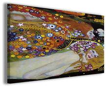 Quadro moderno Gustav Klimt vol XV stampa su tela canvas pittori famosi