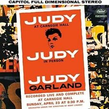 Judy at Carnegie Hall 2 LP Priority