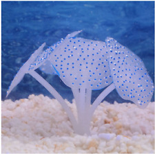 Aquarium Artificial Coral Silicone Plant With Sucker Fish Tank Landscape Décor