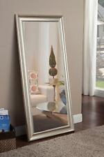 Full Length Floor Mirror Standing Wall Hang Leaner Living Bedroom
