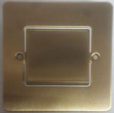MK K13473bbr 20a 1 Gang SP Single Pole 2 Way Wide Rocker Light Switch Brass Gold
