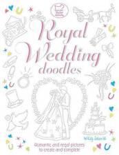 Royal Wedding Doodles by Katy Jackson (Paperback) New Book