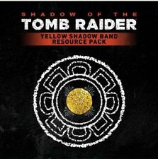 Shadow of the Tomb Raider / Yellow Band Resource Pack / DLC - PS4 NO GAME READ