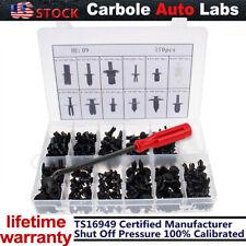 350X Car Body Plastic Retainer Push Pin Rivet Trim Moulding Fastener Screwdriver