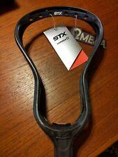 BNWT Stx Hammer Omega Lacrosse Head Black