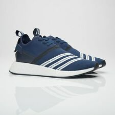 7a6065db161d9 Adidas x White Mountaineering NMD R2 PK BB3072 Collegiate Navy Men Size US  7 NEW