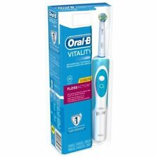1 Pack Of Oral-B Vitality Floss Action Rechargeable Electric Toothbrush Powered