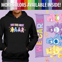 Care Bears Grumpy Funshine Cheer Share Bear Pullover Sweatshirt Hoodie Sweater