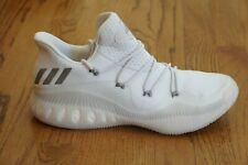 Adidas Crazy Explosive Low Boost White Solid Grey Easy Blue B42644 Size 13