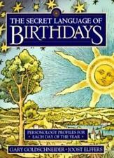The Secret Language of Birthdays,Gary Goldschneider