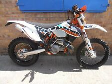 KTM EXC 300-2015 SIX DAYS ENDURO BIKE, ROAD REGISTERED