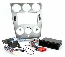 Metra 99-7523S Single/Double DIN Installation Dash Kit For 2003-2005 Mazda 6