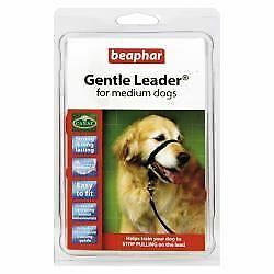 Beaphar Gentle Leader Black - med - 570393
