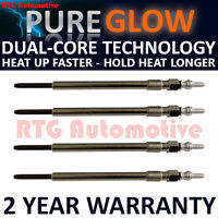 4X FOR ALFA ROMEO 147 156 159 GT 1.9 JTD JTDM DIESEL HEATER GLOW PLUGS GP0701